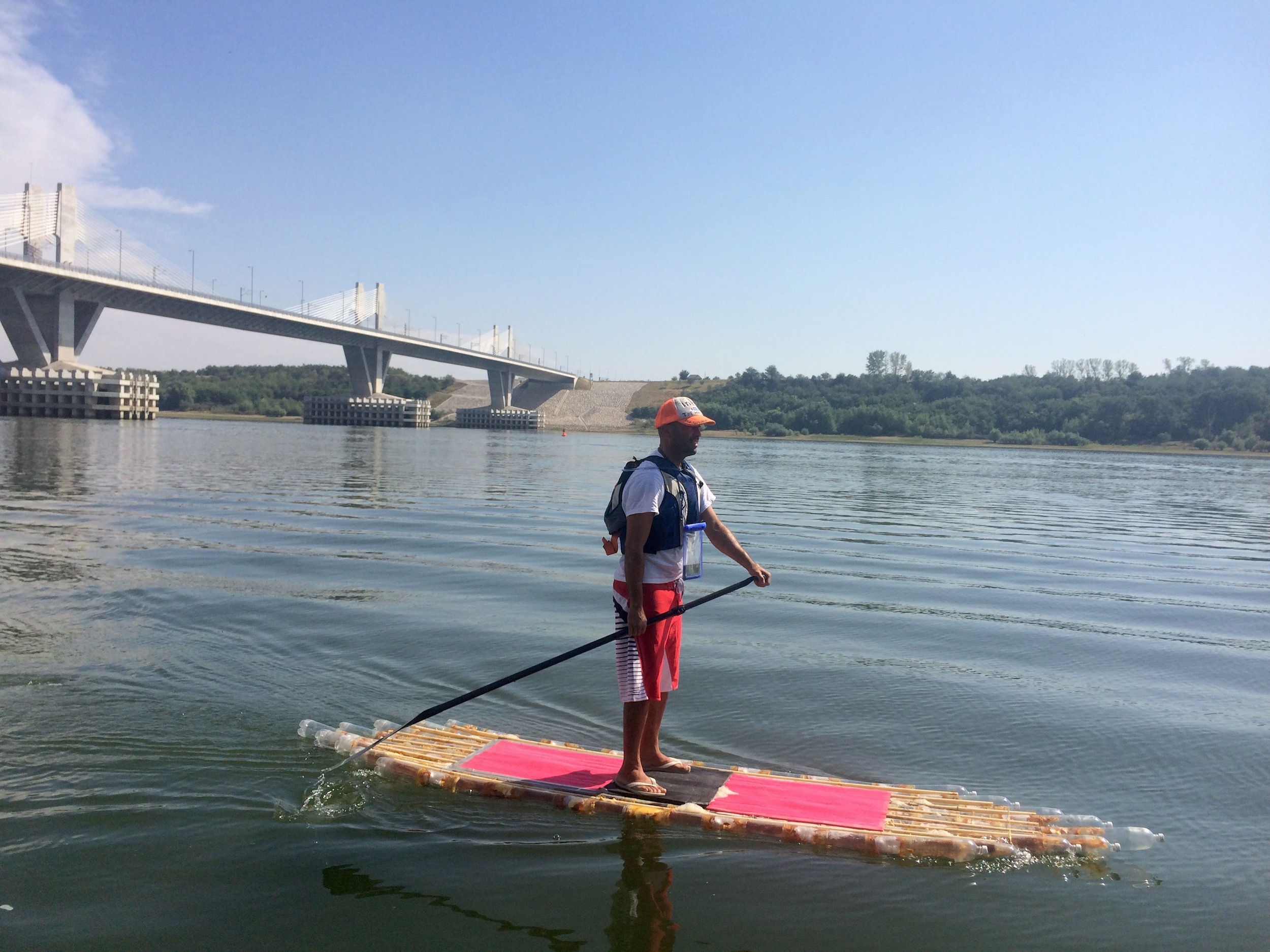 A New Personal Record – 6 hours 35 – Marathon 9 on the Danube in Bulgaria